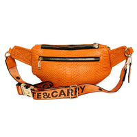 Tangerine Apollo Fanny Pack