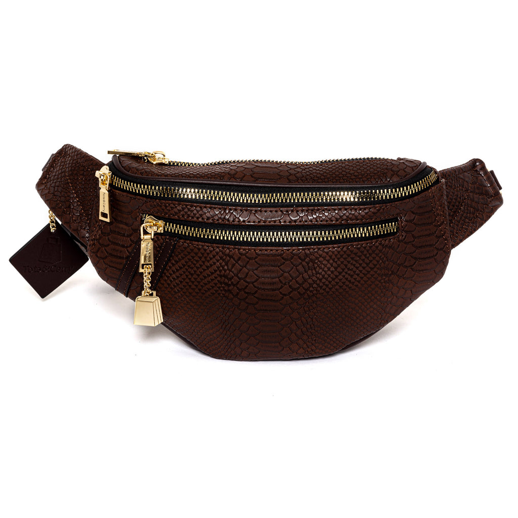 Chocolate Apollo Fanny Pack