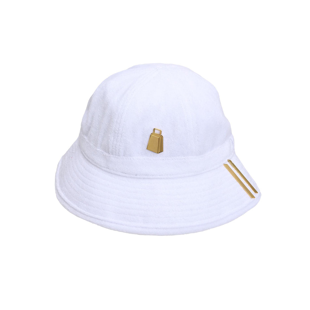 Tote&Carry White Gilligan Bucket Hat