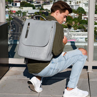 Grey Apollo II Backpack
