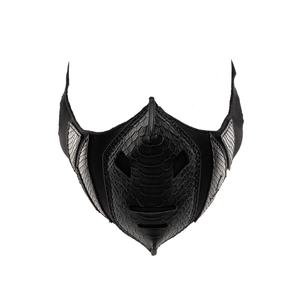 Black Gladiator Face Mask - Tote&Carry