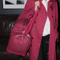 Burgundy Apollo Duffle - Tote&Carry