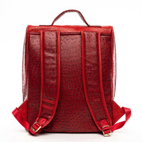 Burgundy Legacy Backpack - Tote&Carry
