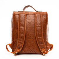 Caramel Legacy Backpack - Tote&Carry
