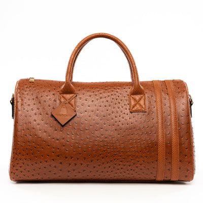 Caramel Legacy Duffle - Reg - Weekend Bag Tote&Carry