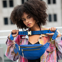 Royal Blue Apollo Fanny Pack