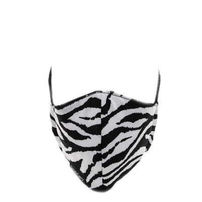 Face Masks - Black & White Zebra Tote&Carry