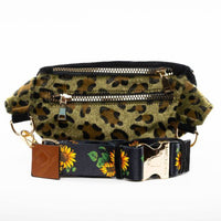 Forest Leopard Fanny Pack - Tote&Carry