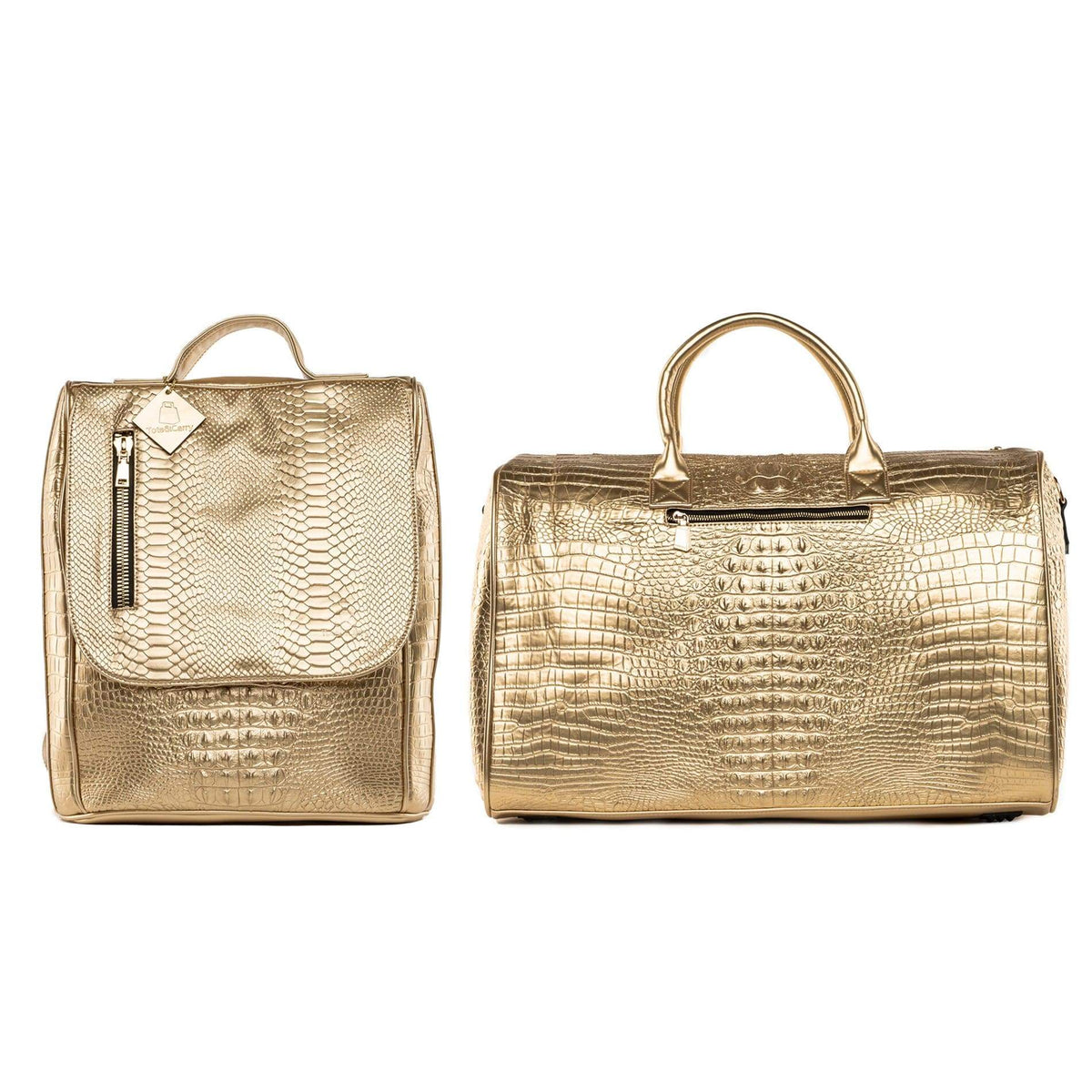 Gold Apollo II Travel Set - Tote&Carry