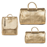 Gold Apollo II Travel Set