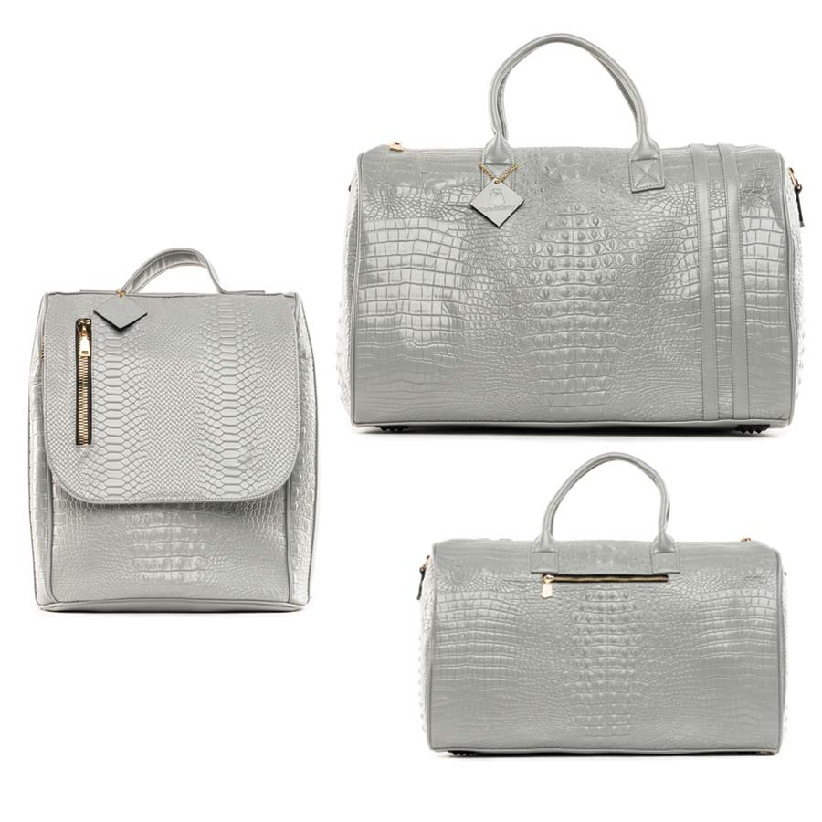 Grey Apollo II Travel Set