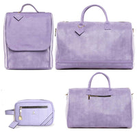Lavender Apollo Travel Set