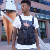 Matt Black 07 Tactical Vest - Tote&Carry