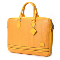 Mustard Apollo Laptop Bag