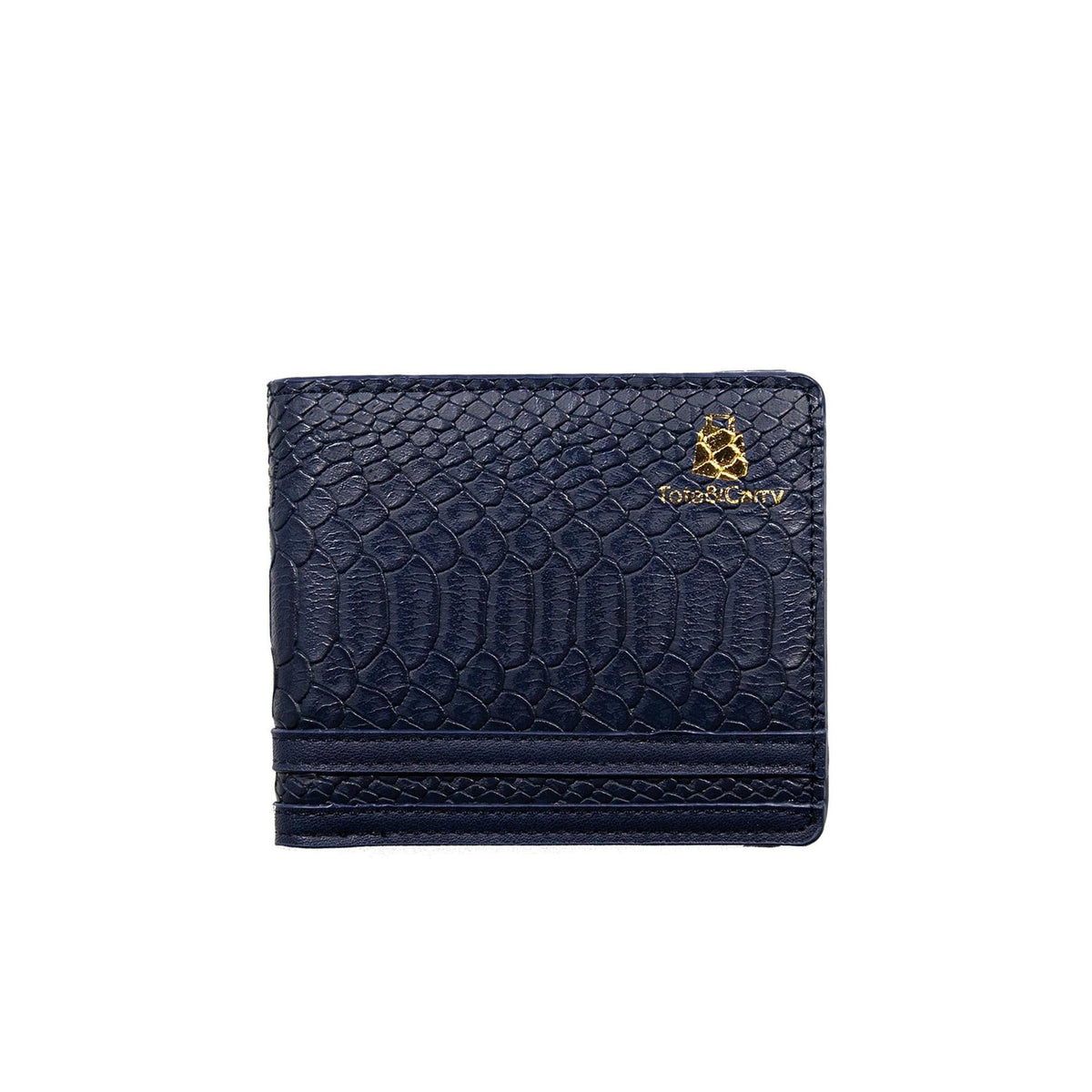 Navy Apollo 1 Wallet - Tote&Carry