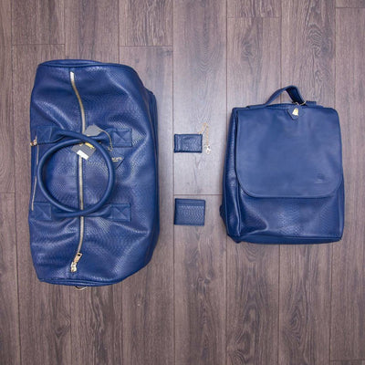 Navy Apollo Duffle - Tote&Carry