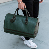 Olive Apollo Duffle - Tote&Carry