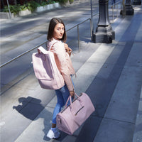 Pink Apollo Duffle - Tote&Carry
