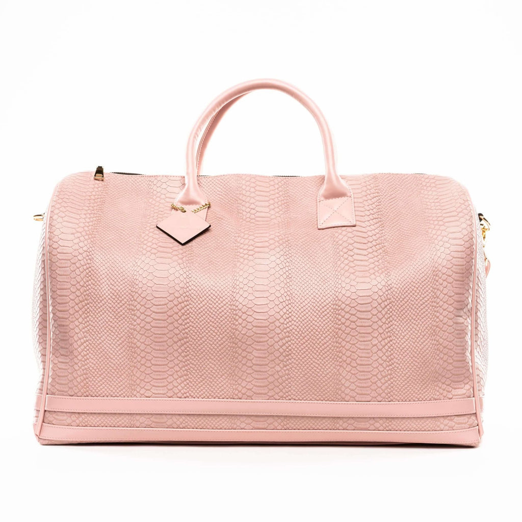 Pink Apollo Duffle - XL - Travel bag Tote&Carry