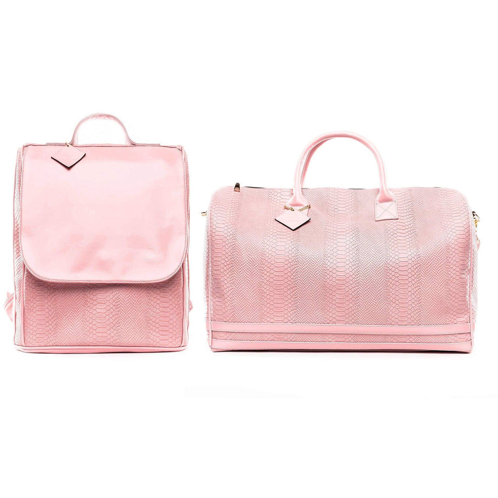 Pink Apollo Travel Set - Tote&Carry