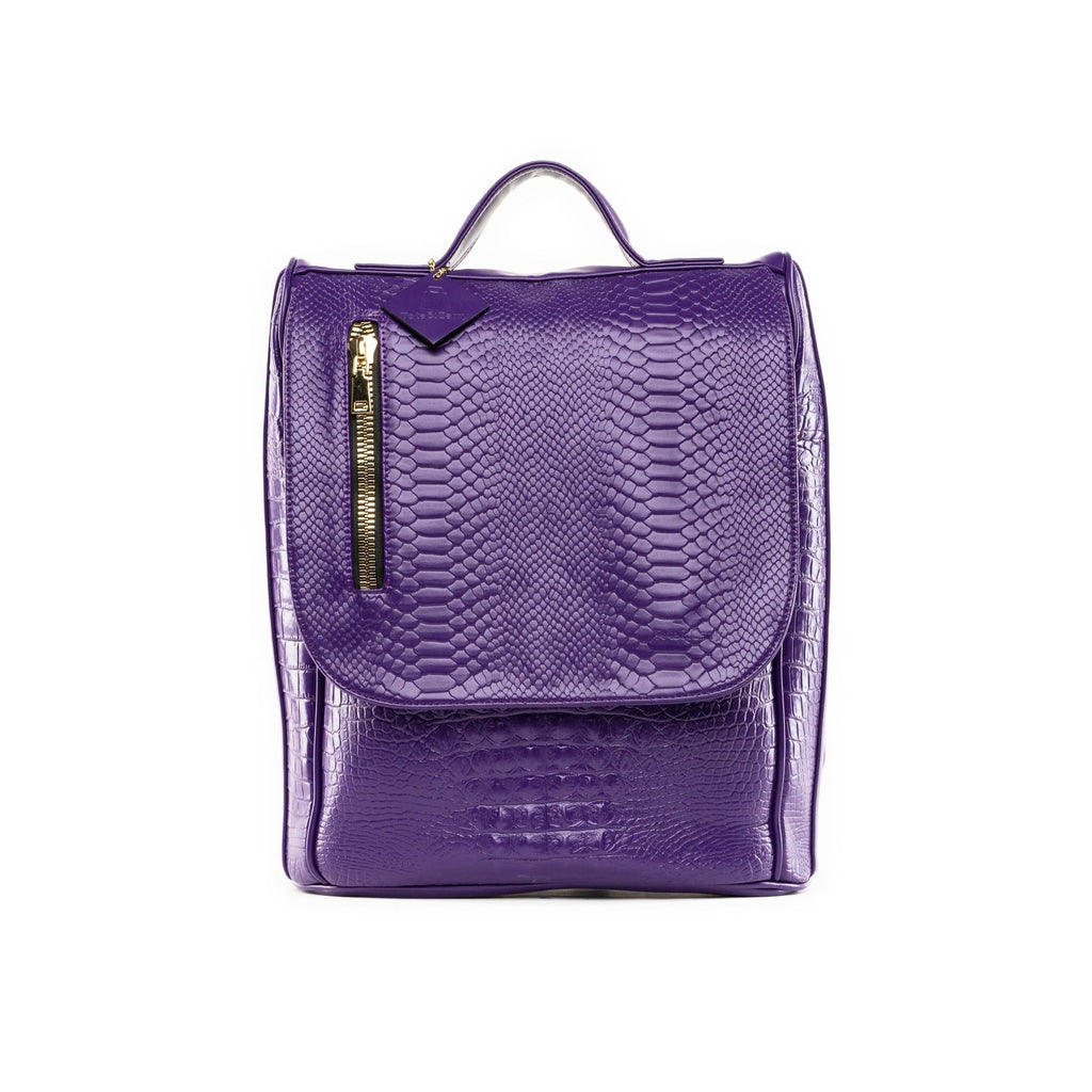Purple Apollo II Backpack - Tote&Carry