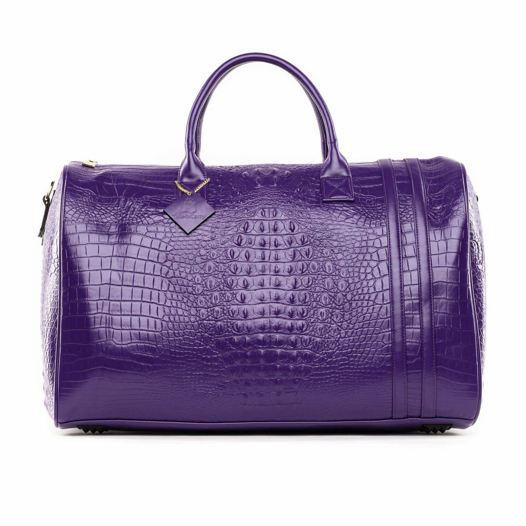 Purple Apollo II Duffle - Tote&Carry