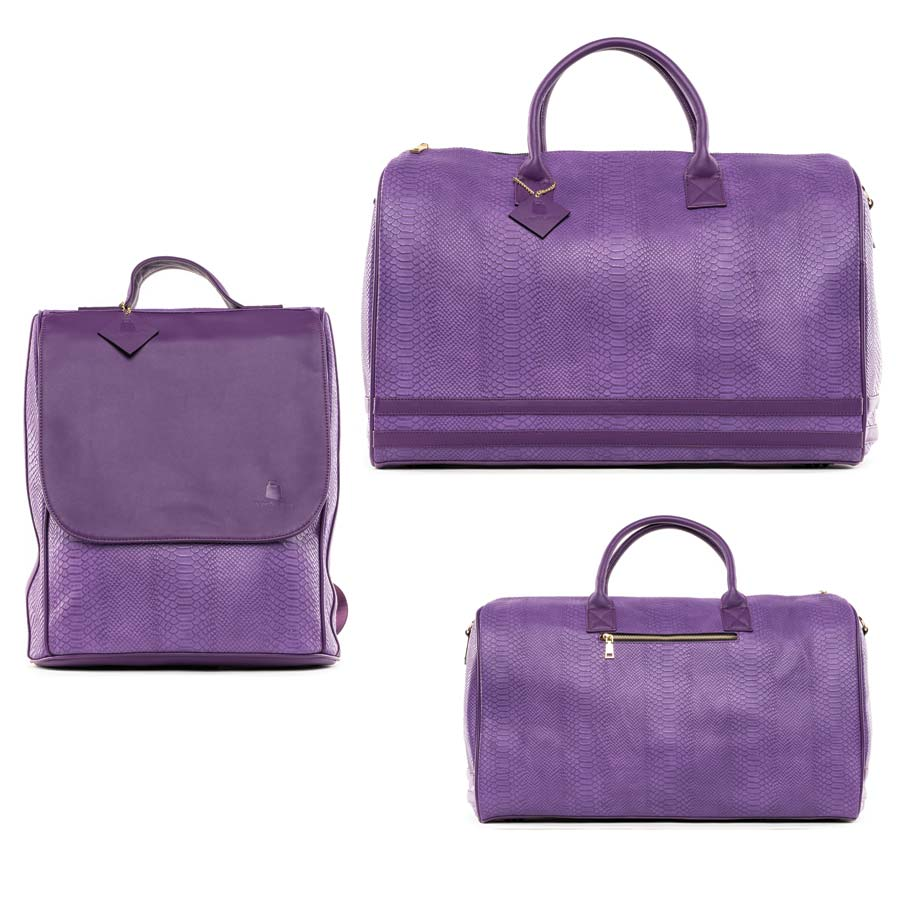 Purple Apollo Travel Set