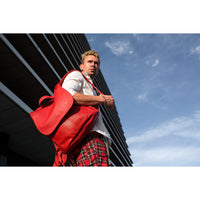 Red Apollo Backpack - Tote&Carry