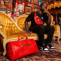 Red Apollo Duffle - Tote&Carry