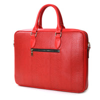 Red Apollo Laptop Bag