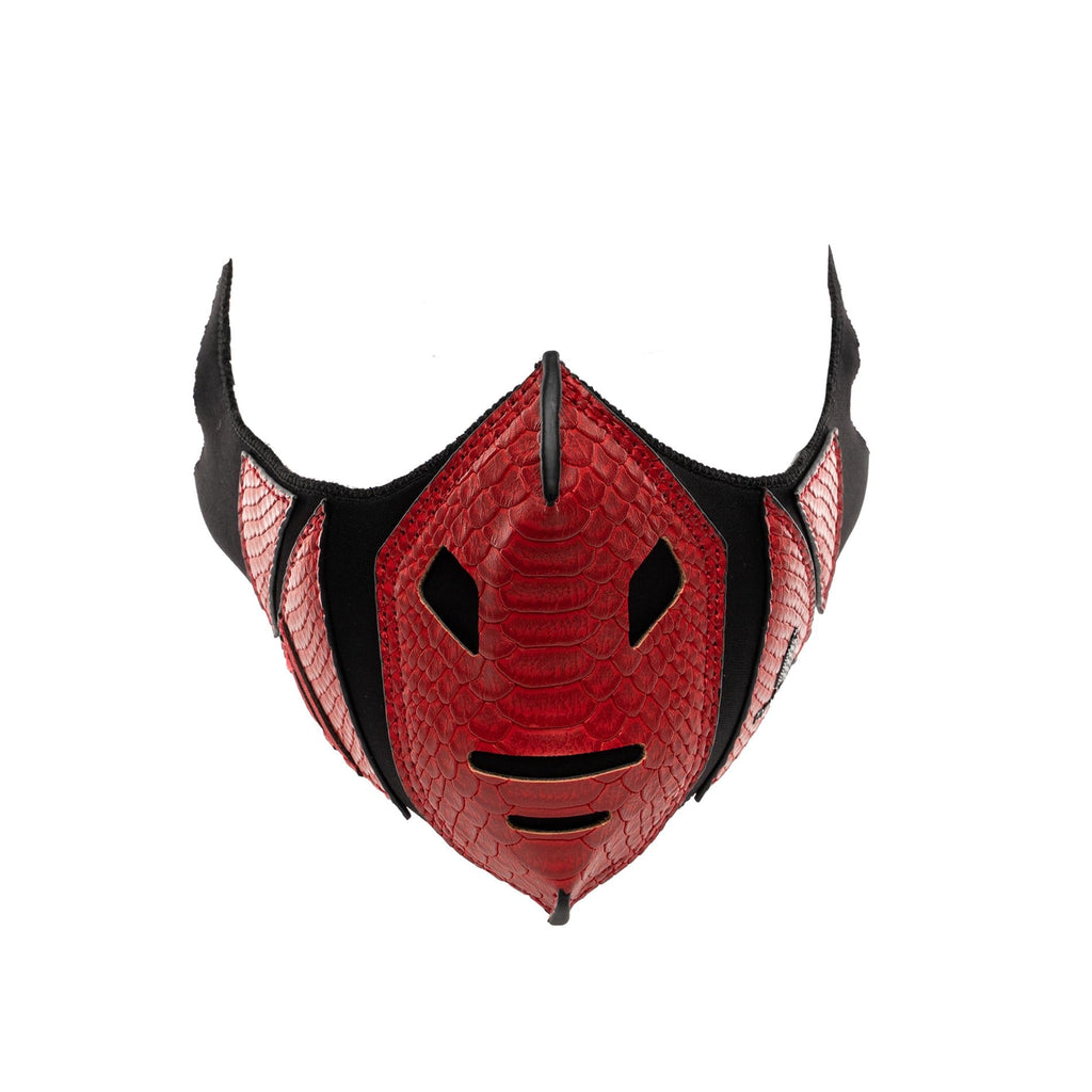 Red Gladiator Face Mask - Tote&Carry