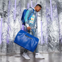 Royal Blue Apollo Duffle - Tote&Carry