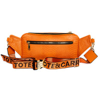 Tangerine Apollo Envelope Bag