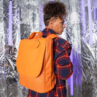 Tangerine Apollo Backpack - Tote&Carry