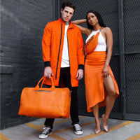 Tangerine Apollo Duffle - Tote&Carry