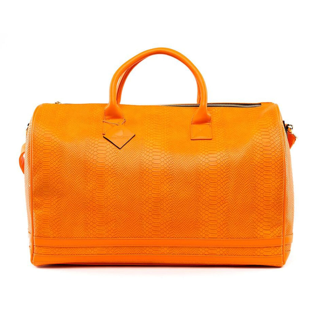Tangerine Apollo Duffle - XL - Travel Bag Tote&Carry