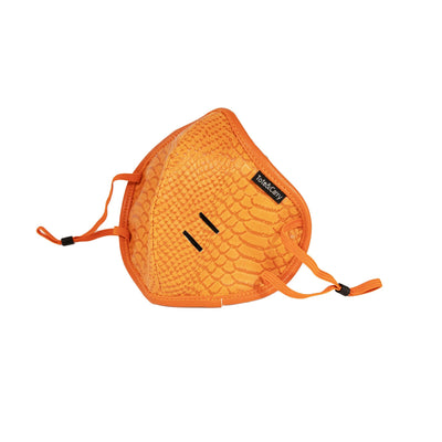 Tangerine Apollo Face Mask - Tote&Carry