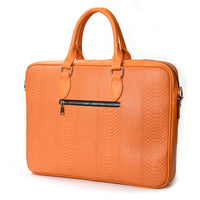 Tangerine Apollo Laptop Bag