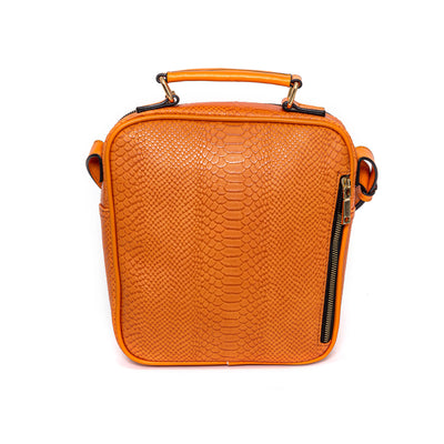 Tangerine Apollo Mini Messenger Bag