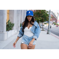 Tote&Carry Royal Blue Baseball Cap Snapback - Tote&Carry