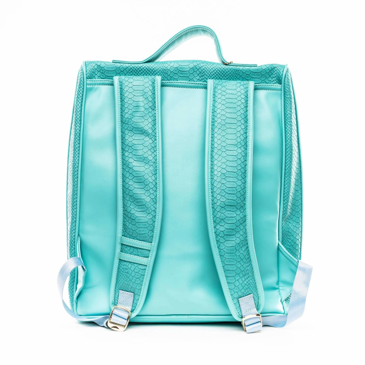 Turquoise Apollo Backpack - Tote&Carry