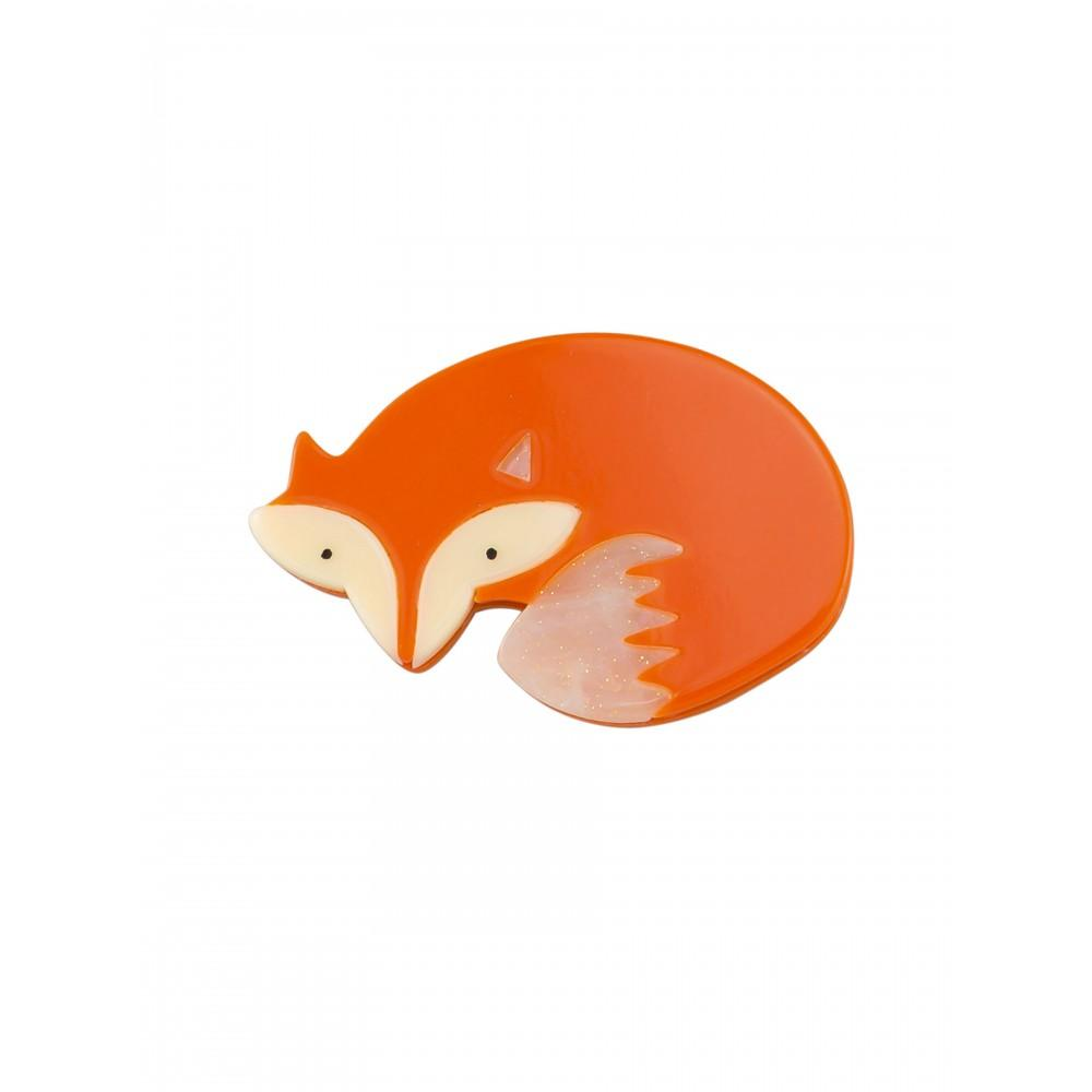 Foxy Lady Brooch