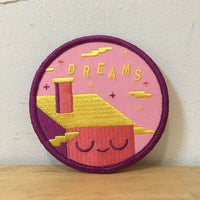 Dreams patch by Julian Glander