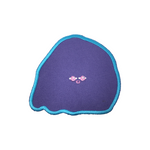 Purple Blob patch by Julian Glander
