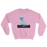 Waiting Skeleton - Sweatshirt