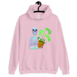 Skeleton and Plant - Hoodie