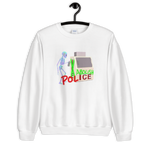 Abolish POLICE Skeleton - Sweatshirt