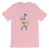 Thinking Skeleton - T-Shirt