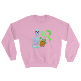 Skeleton and Plant - Sweatshirt