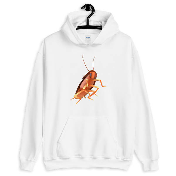 Dancing Cockroach Hooded Sweatshirt